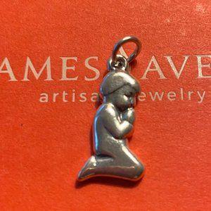 James Avery Retired Praying Child